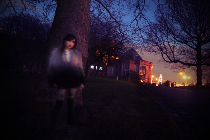 Nighttime Self Portrait